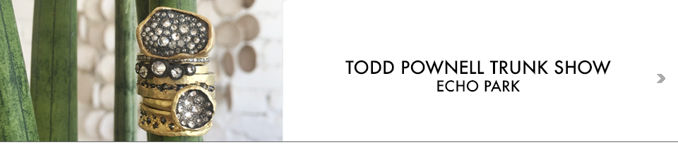 TODD POWNELL TRUNK SHOW