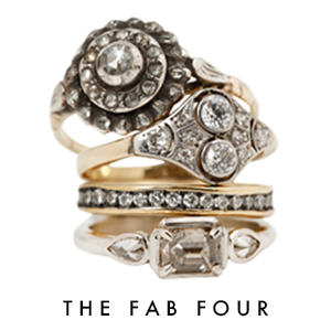 The Fab Four Stack Of The Week