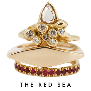 THE RED SEA STACK OF THE WEEK