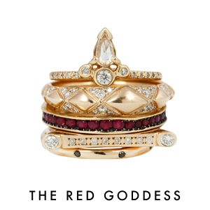 The Red Goddess stack of the week
