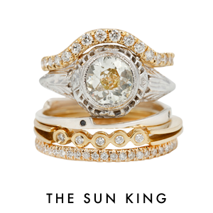 The Sun King stack of the week