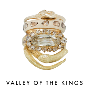 Valley of the Kings stack of the week