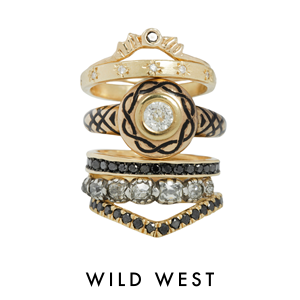 Wild West stack of the week