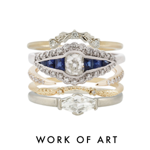 Work Of Art stack of the week