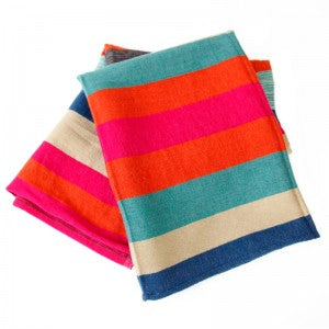 STRIPE SHAWL