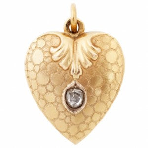 diamond-heart-locket