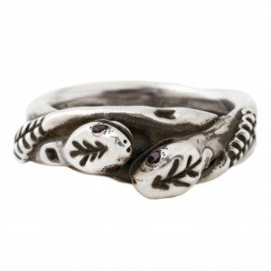 double-kissing-rattle-snakes-ring