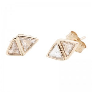 double-love-diamond-studs