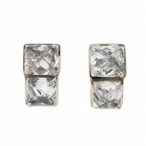 white-diamond-studs