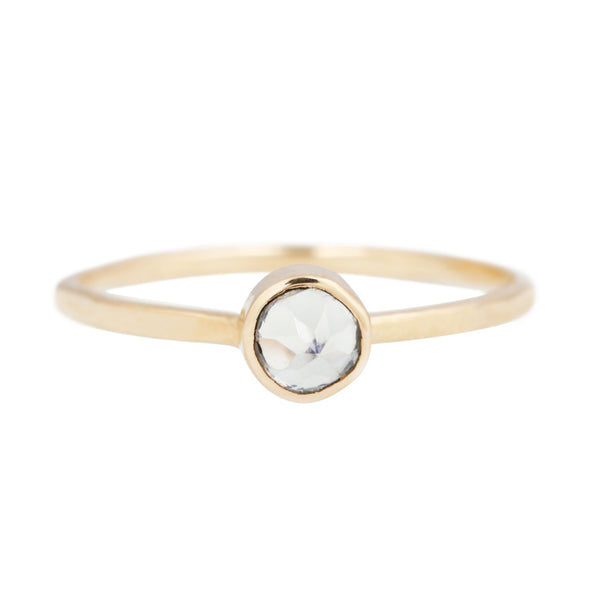 Melissa Joy Manning Moonstone Solitaire Ring