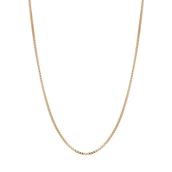 Lauren Wolf Jewelry Thin Box Chain