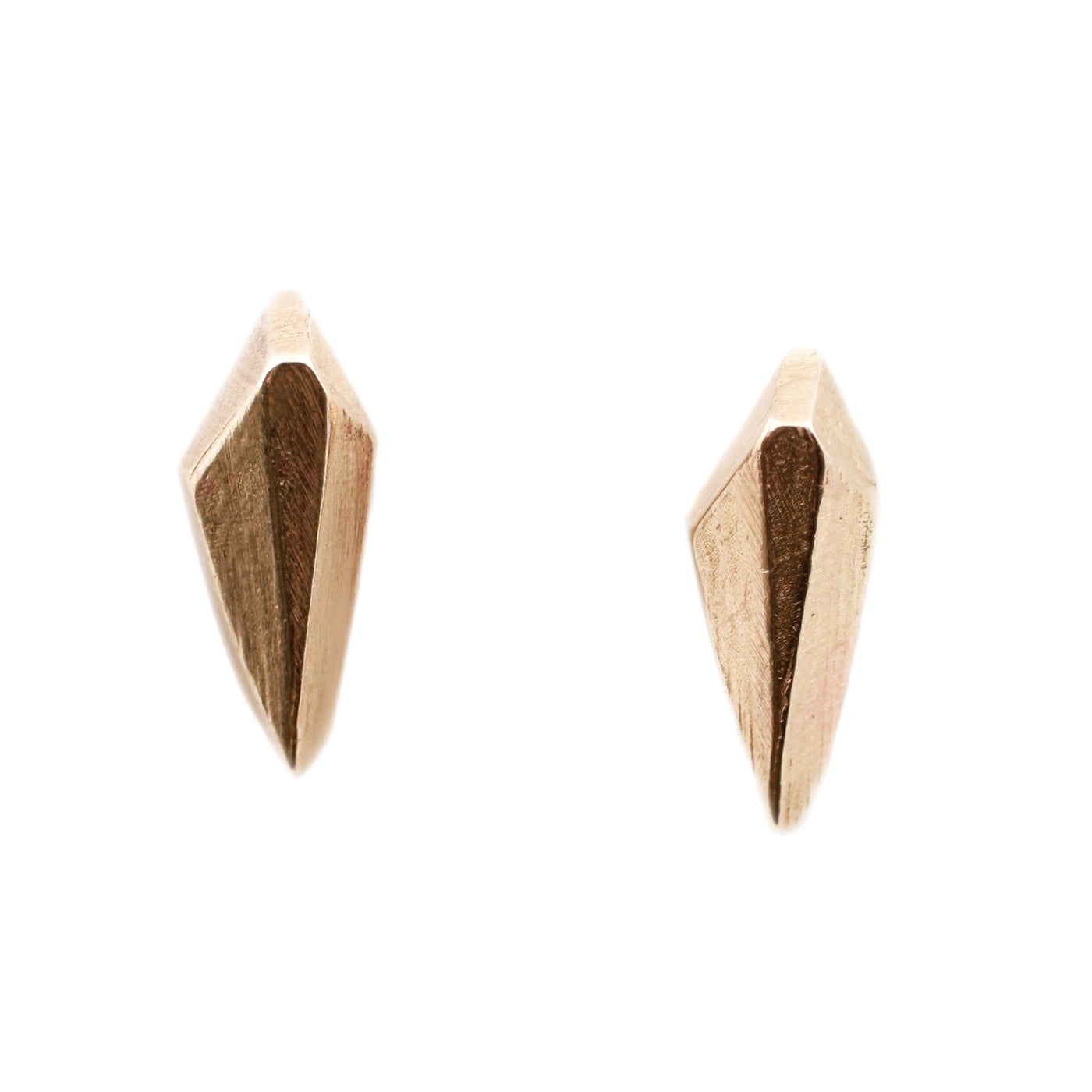 Adeline Gold Shard Studs