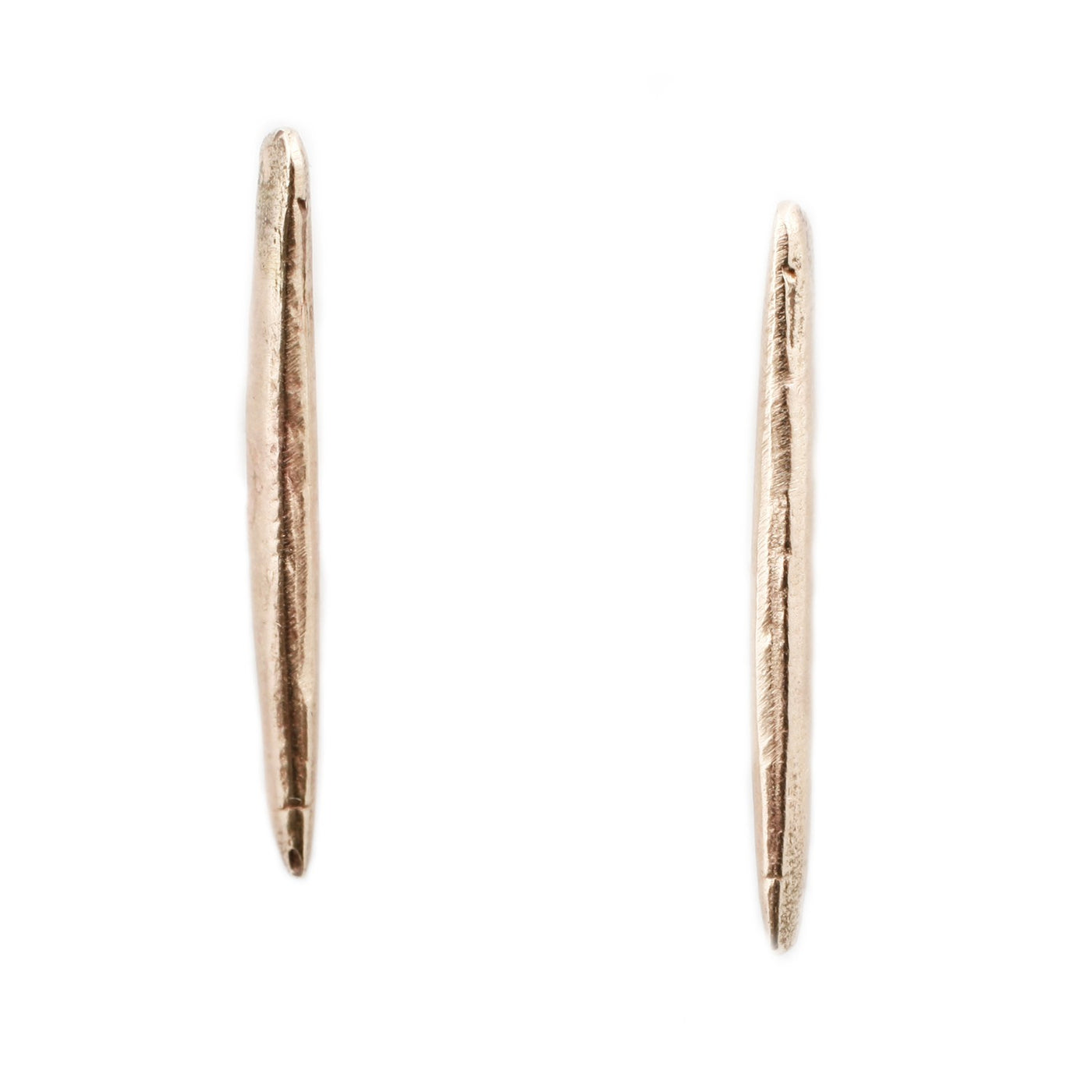 Adeline Gold Stick Stud Earrings