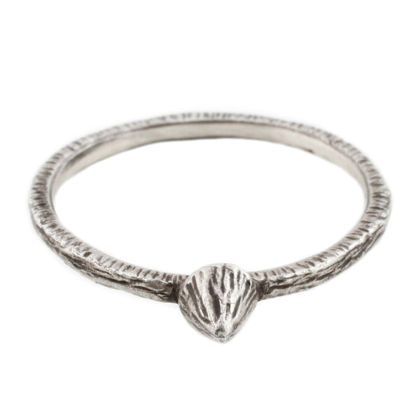 Sarah Swell Silver Mini Mountain Ring