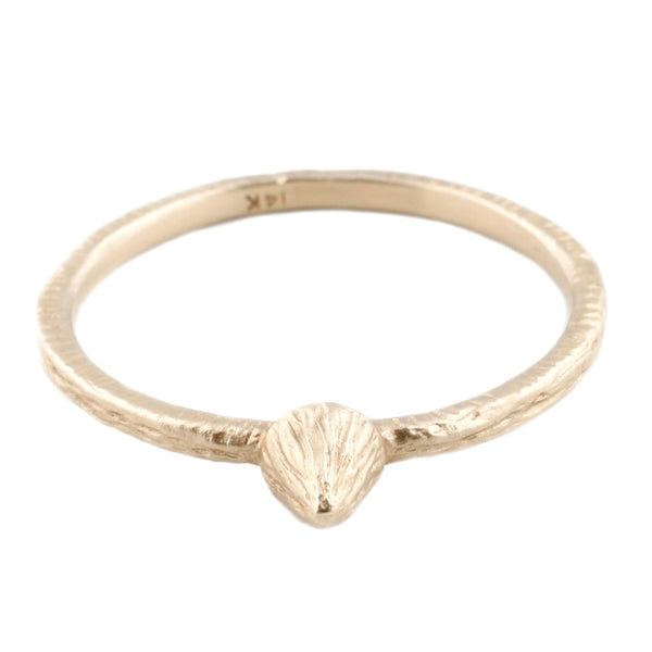 Sarah Swell Gold Mini Mountain Ring
