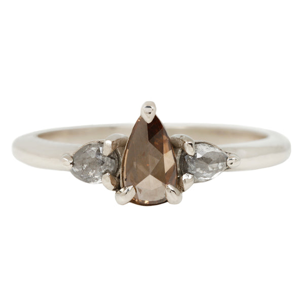 Lauren Wolf Sienna Diamond Ring