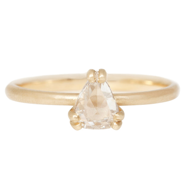 Rebecca Overmann Dainty Diamond Ring