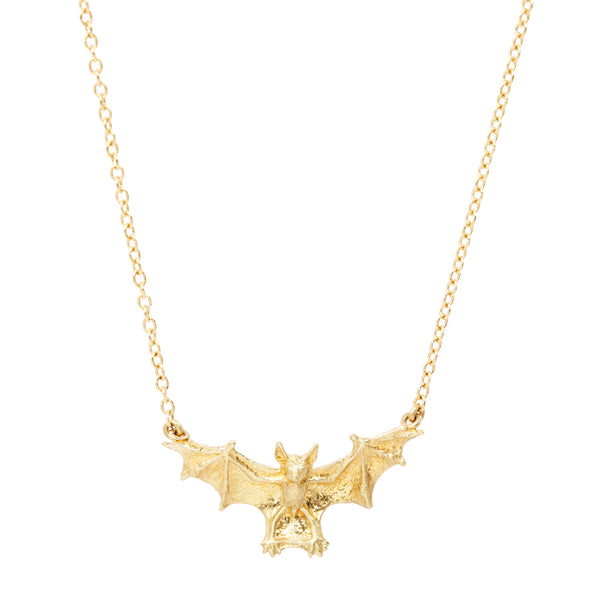 Anthony Lent Baby Bat Necklace