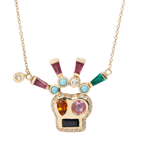 Scosha Queen Maxine Necklace