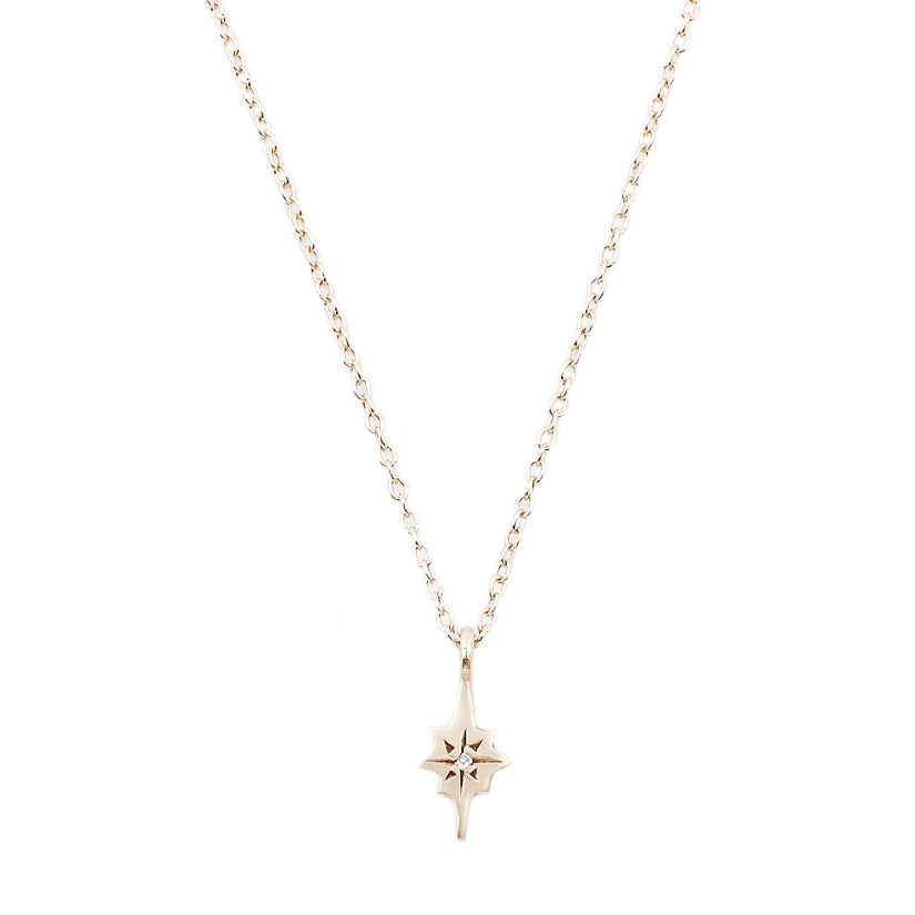 Scosha Gold Nova Necklace