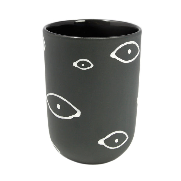 Black Eye Tall Cup