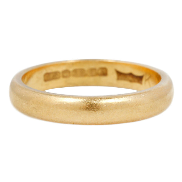 Vintage Classic Gold Band