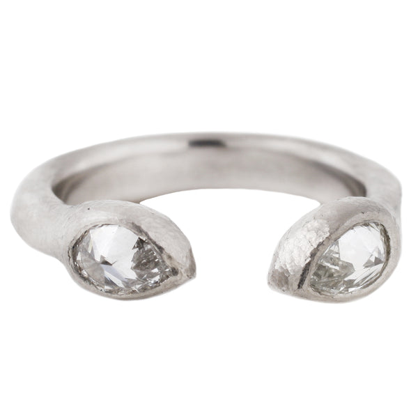 TAP by Todd Pownell Open Diamond Ring