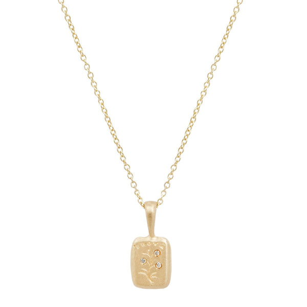 Makiko Wakita Roses To You Necklace