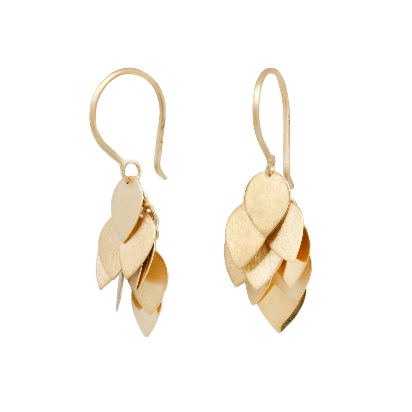 Sia Taylor Petal Cluster Earrings