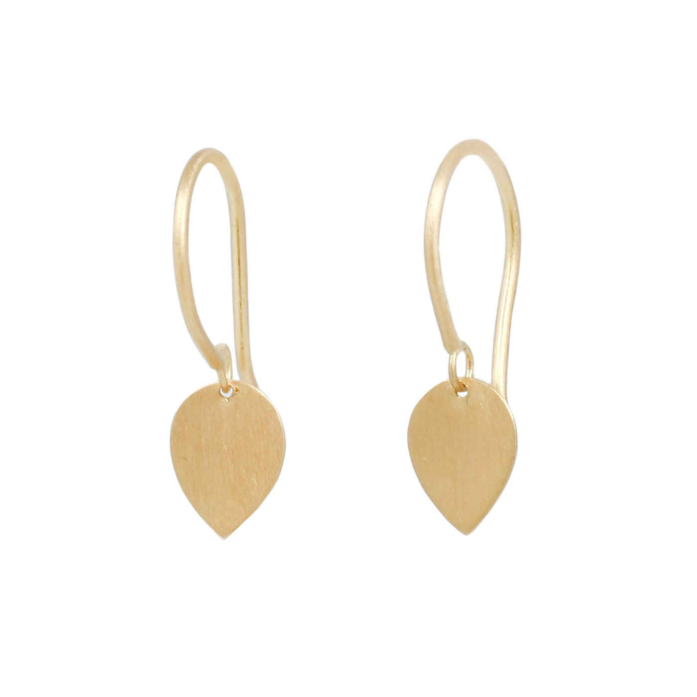 Sia Taylor Tiny Petal Earrings