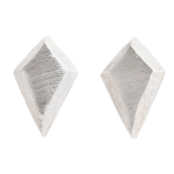 Adeline Silver Kite Stud Earrings
