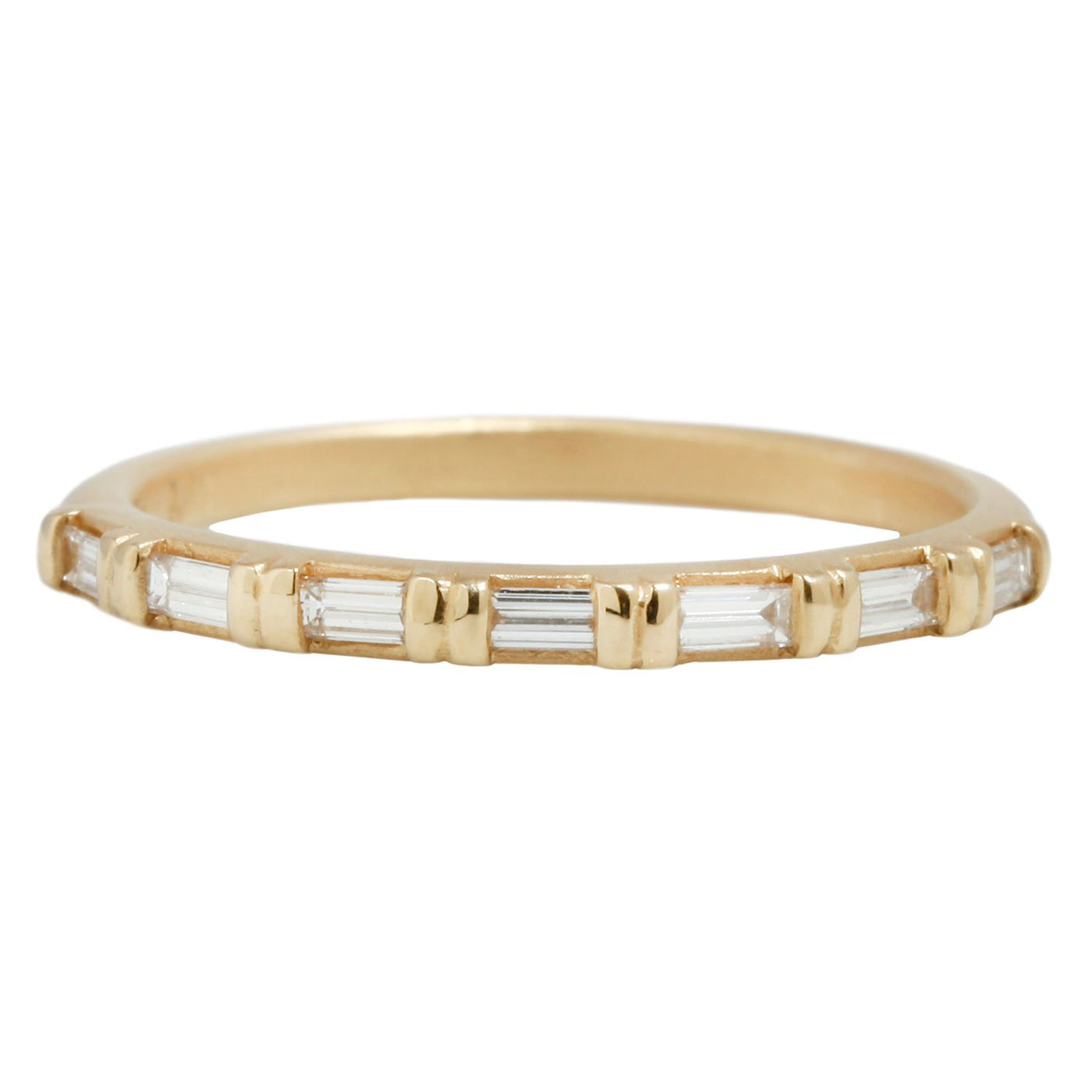 Megan Thorne Diamond Baguette Band