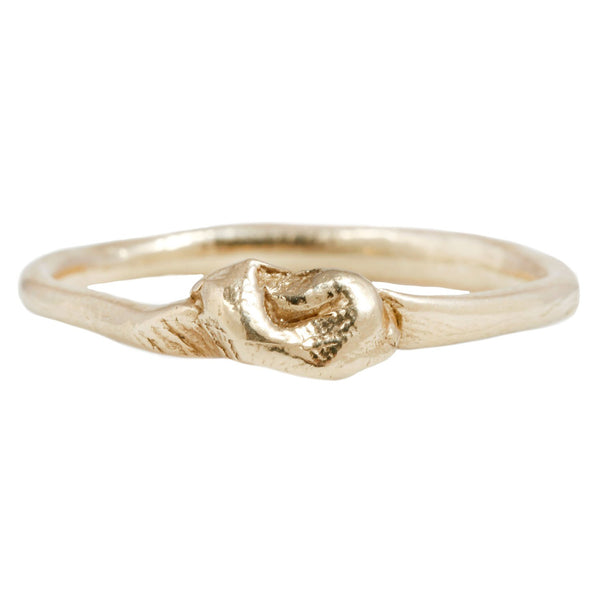 Nan Collymore Yellow Gold Knot Ring