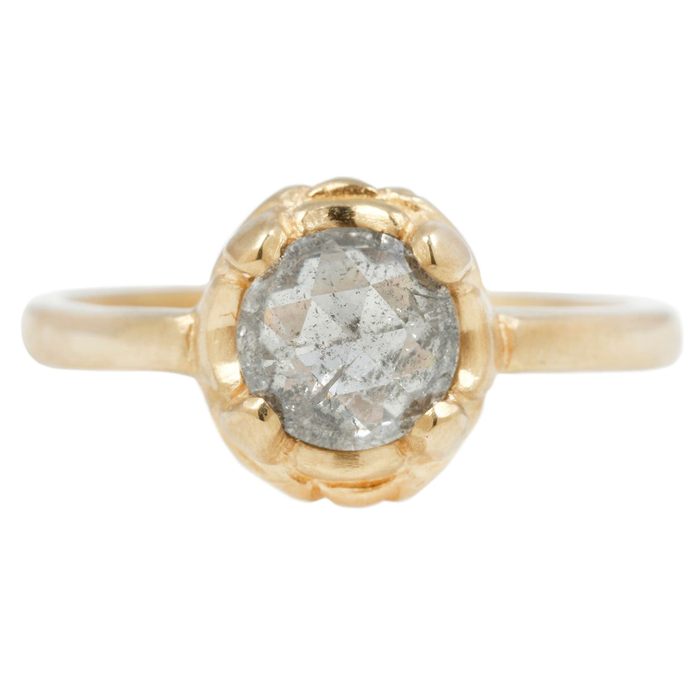 Susan Highsmith Gray Diamond Josephine Ring