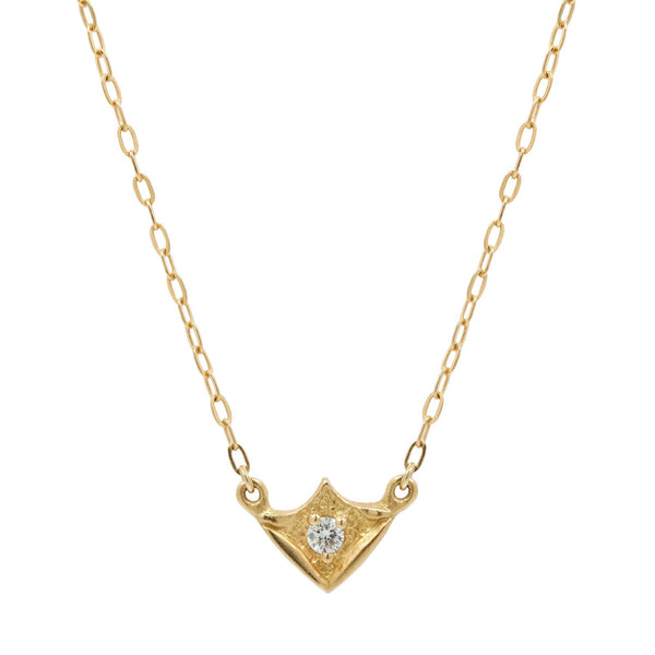 Susan Highsmith Diamond Vault Necklace