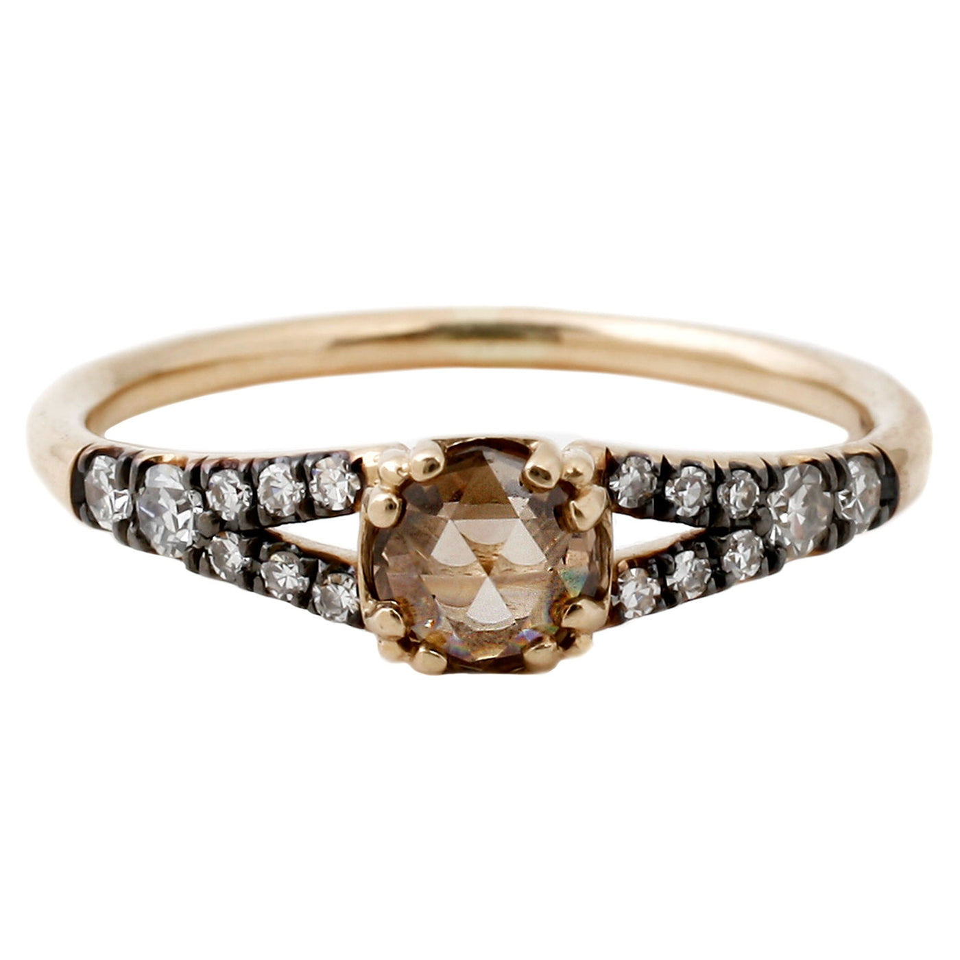 ManiaMania Devotion Solitaire Ring