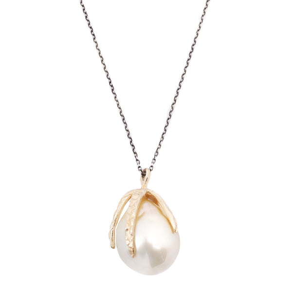 Lauren Wolf Jewelry White South Sea Pearl necklace