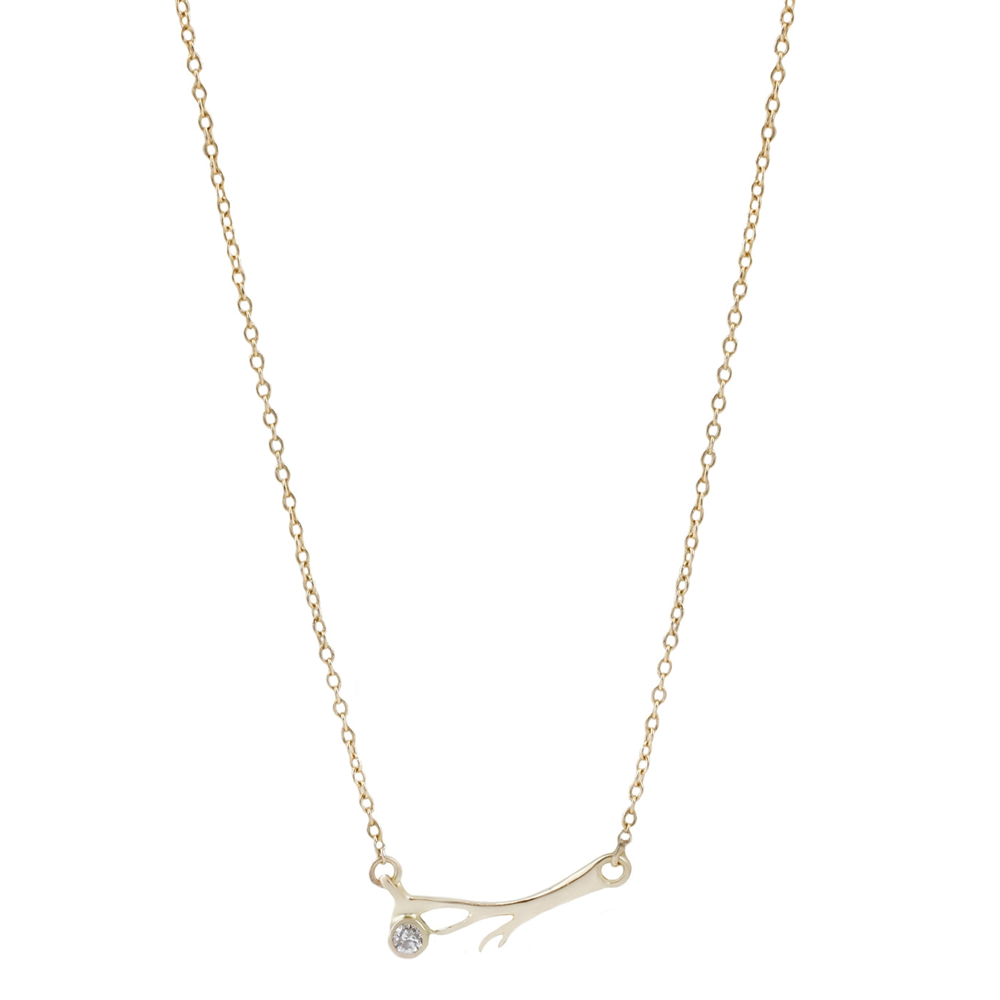 Luana Coonen Autumn Dewdrop Necklace