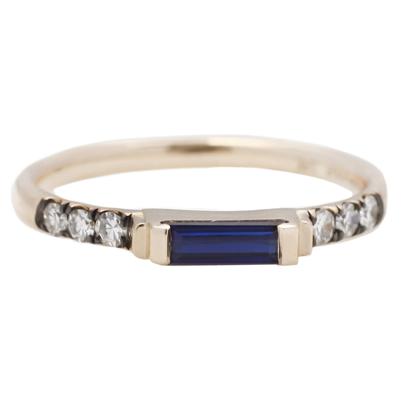 ManiaMania Blue Sapphire Illumination Ring