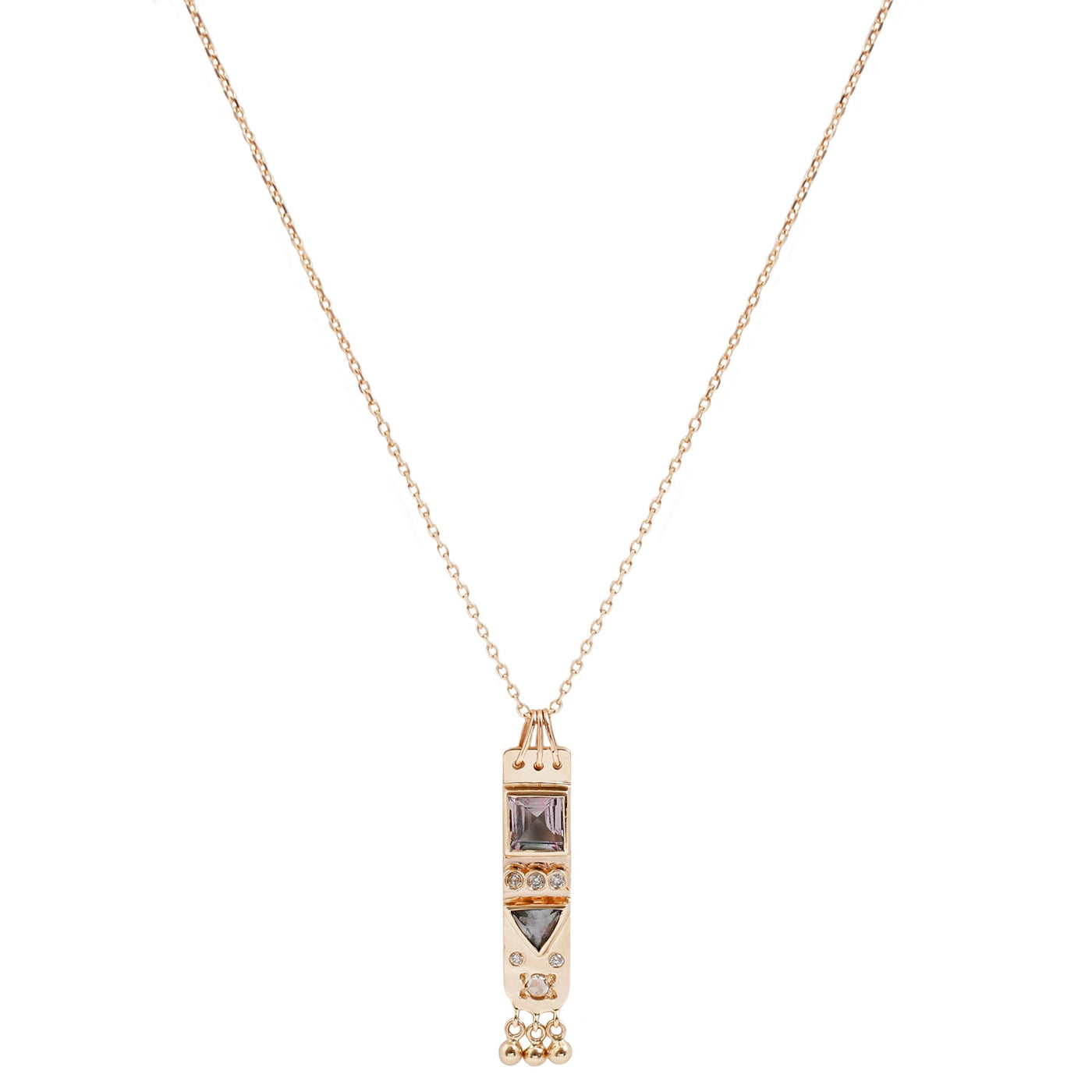 Celine D'Aoust Totem Necklace