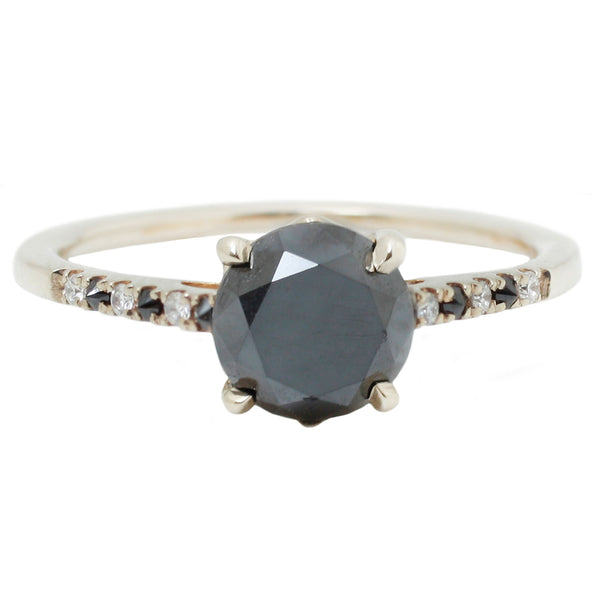 Black Diamond Peak Ring