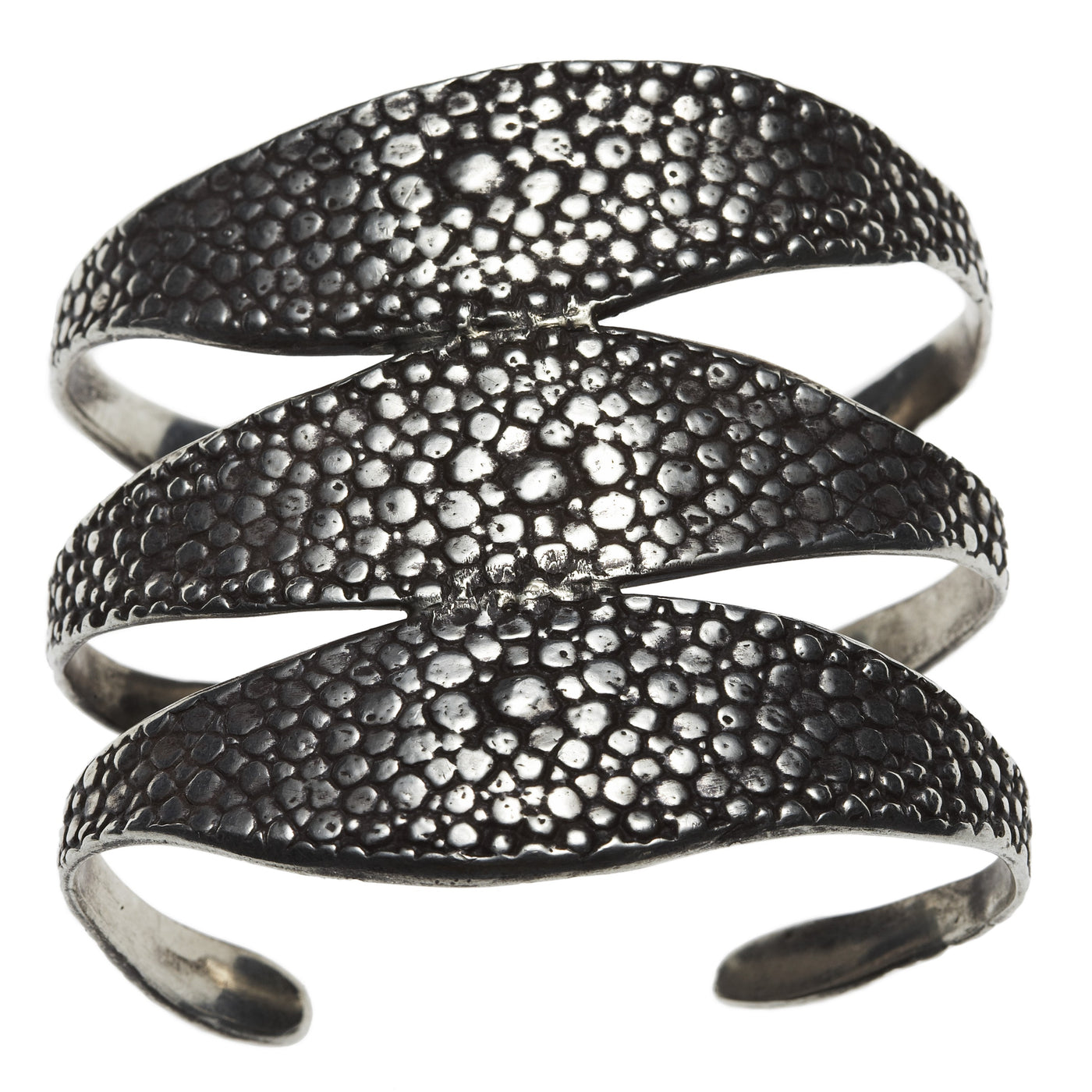 Stingray Triple Cuff