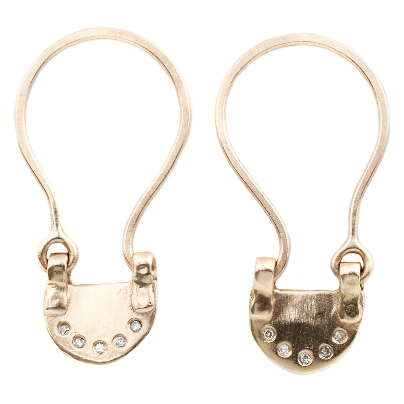 Scosha Small Caravan Earrings