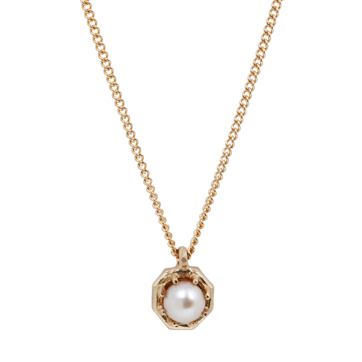 Lauren Wolf Small Akoya Pearl Necklace