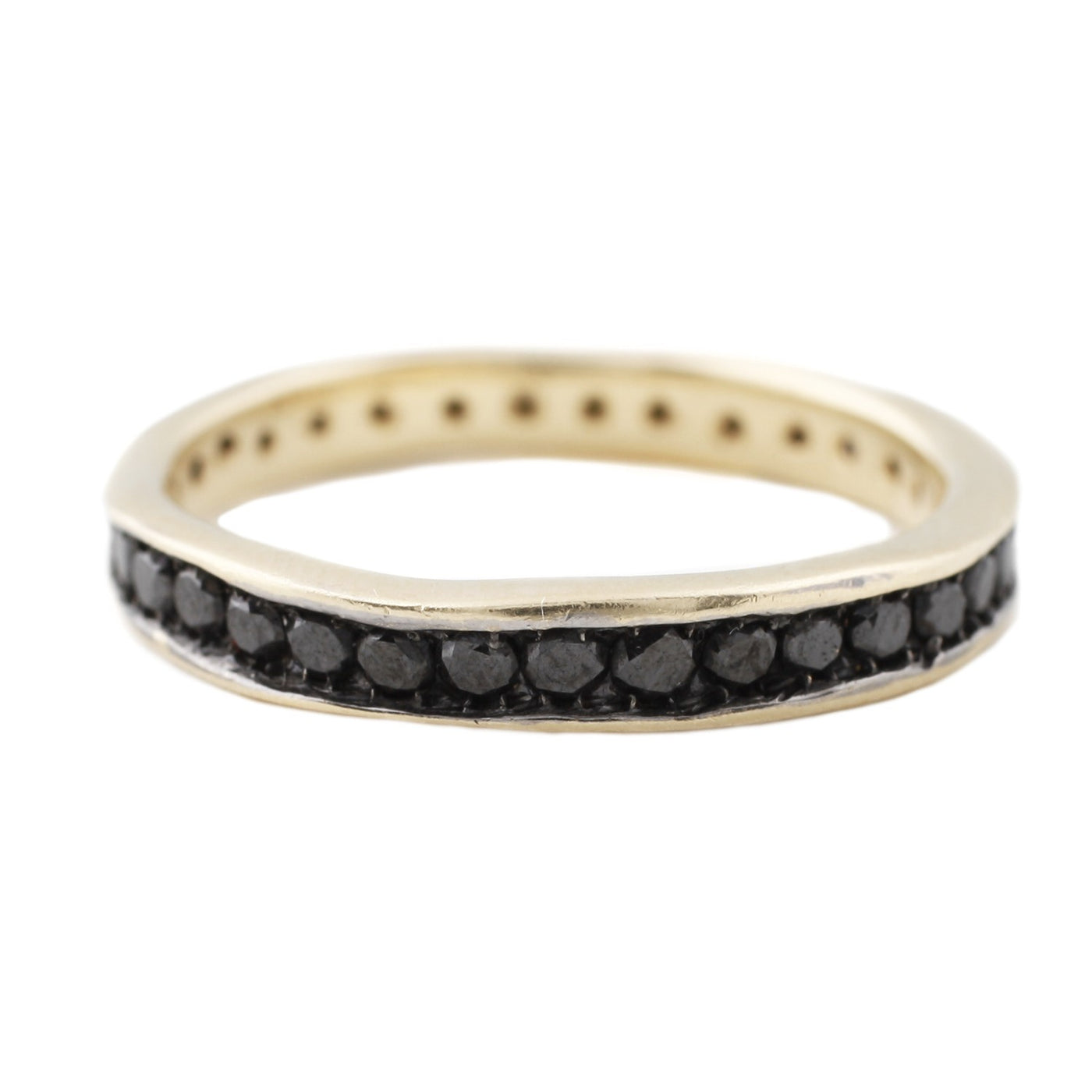 Absolute Black Diamond Band