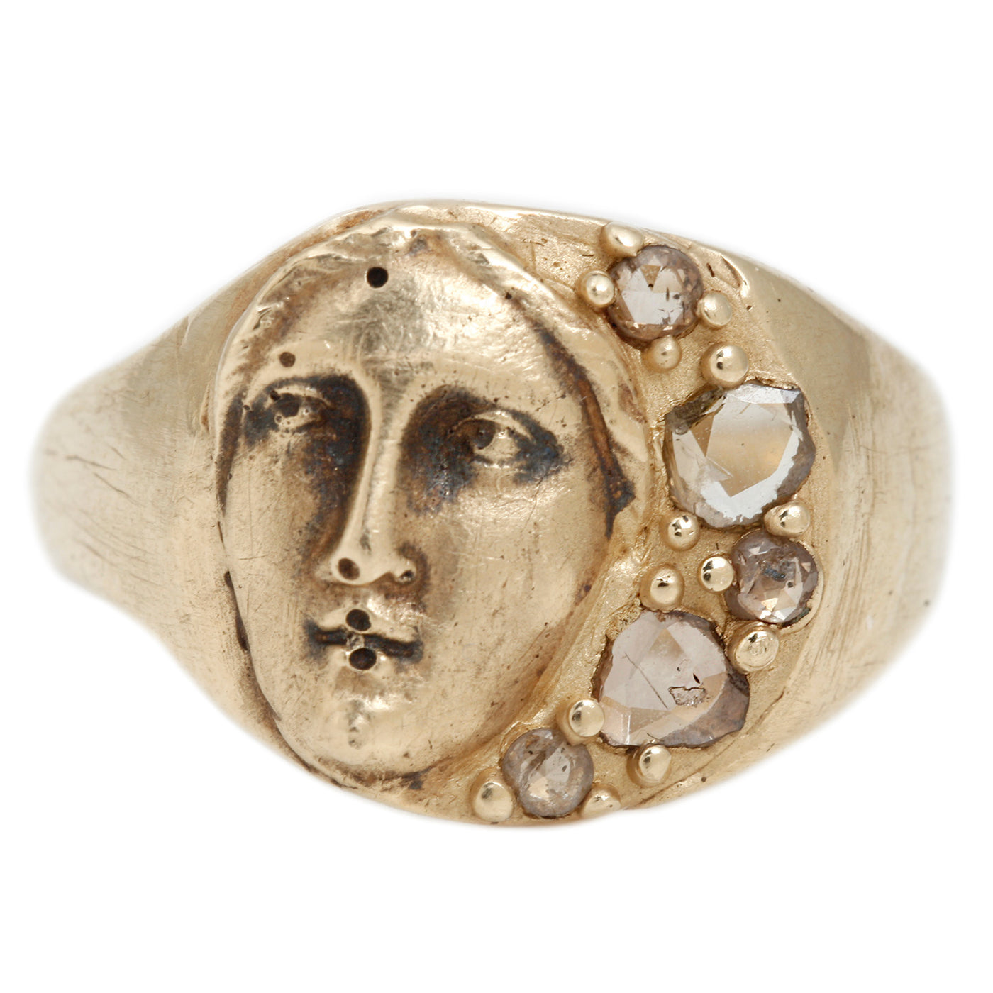 Atelier Narcé Dreams of Pythia Ring