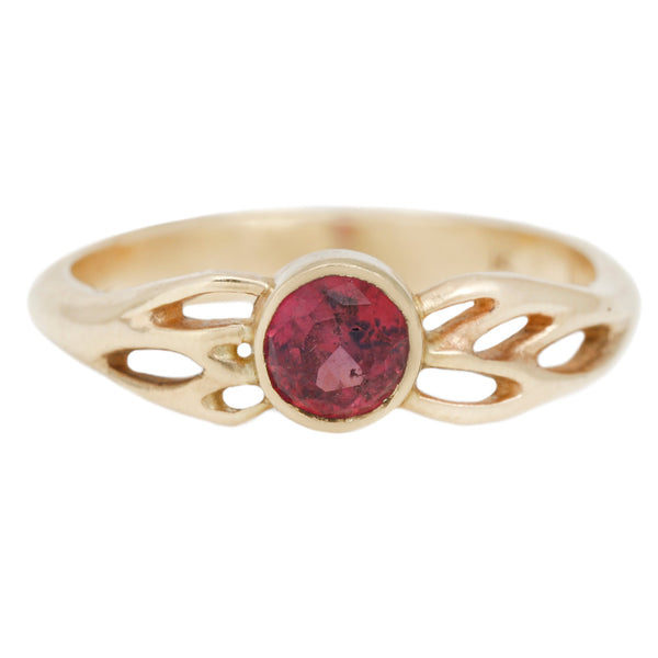 Luana Coonen Ruby Branch Ring