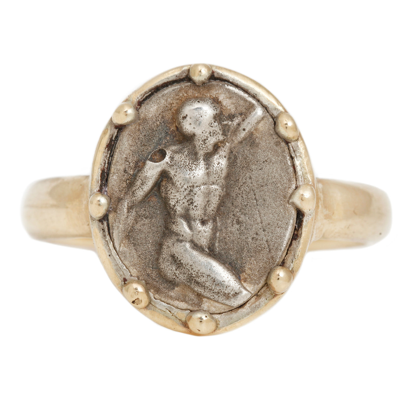 Atelier Narcé Borghese Gladiator Ring