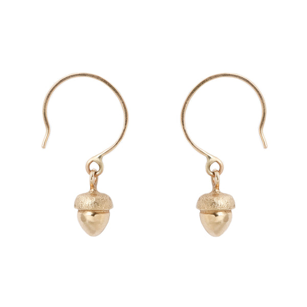 Luana Coonen Fallen Acorn Earrings