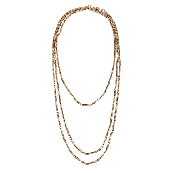 Vintage Long Guard Chain
